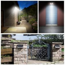 42 LED Solar Light PIR Motion Sensor Wall Lamp Light Control Light Outdoor Garden Lamp Waterproof