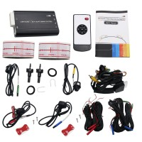 3D 1080P 360 Degree Surroundview Around View Car Camera System DV360-3DB
