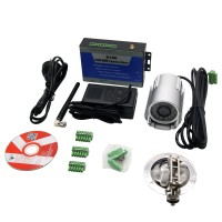 Easy Operation S180 GSM MMS Camera Alarm System  for Various Application