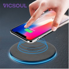 Wireless Fast Charger For iPhone X 8 QI Wireless Charger For Samsung S8 S7 S6 Galaxy Note 8 For NEXU S4 S5 S6 S7 Huawei