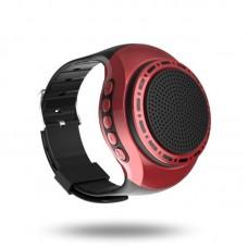 Portable Sports Bluetooth Watch MP3 Music Player Remote Control Radio Selfie-timer