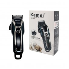 Keimei Electric Dog Hair Trimmer Cat Pet Hair Cutter Grooming Remover 100-240v EU Plug