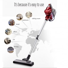 600W Vacuum Cleaner Ultra Quiet Strength Mini Household Rod Portable Hand Dust Collector Aspirator