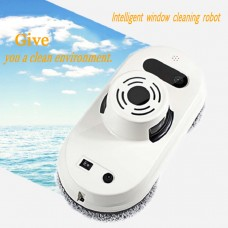 Window Cleaning Robot Suction Window Cleaner Vacuum Remote Control