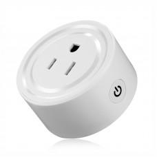 WiFi Smart Socket Switch for Smart Phone Amazon Alexa Google Home Voice Control US Plug
