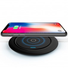 QI Wireless Charger For iPhone X 8 Fast Wireless Charging Pad For iPhone