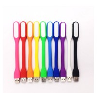 USB LED Light 5V 1.2W Portable USB LED Light Lamp with USB Night Light For Power Bank Computer