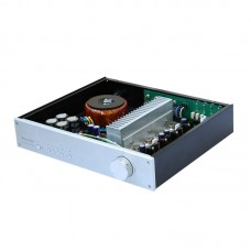 NAIM NAP 140 Amplifier Based on UK NAIM NAP 140 Power Amplifier Double Track Remote Control
