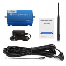 RDX-GSM 902A Cell Phone Signal Repeater Booster Signal Amplifier Telekom 980 Complete Set
