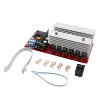 12V 1500W High Power Pure Sine Wave Inverter Driver Board with MOS Pipe
