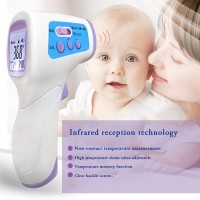 Non-Contact Infrared Thermometer Handheld DM300 Forehead Thermometer LCD Digital Diagnostic Tools