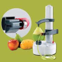 Electric Automatic Peeler Potato Fruit Apple Orange Veg Peeling Machine +2 Blade
