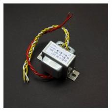 Power Transformer 15V 10W for Preamplifier Board Output Dual AC 15V-0-15V