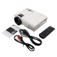 HDMI Mini Projector 1080P LED Home Theater Beamer Multimedia Video Player