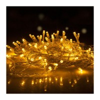 4M Copper Wire LED String Lights Waterproof Holiday Lighting For Fairy Christmas Tree Wedding Party