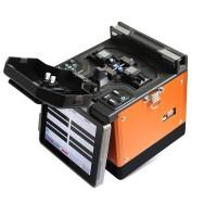 T60 Optical Fiber Fusion Splicer Automatic Fusion Splicer Machine Kit 5 Inch Digital LCD Screen