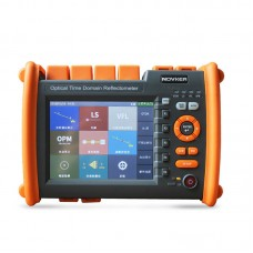 NK5600 SM-OTDR 1310-1550nm-30/32dB Optical Time Domain Reflectometer with VFL 5MW Visual Fault Locator