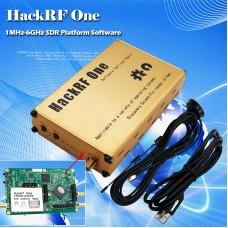 HackRF One 1MHz-6GHz SDR Platform Software Defined Radio Development Board Golden Shell