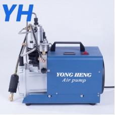 High Pressure Air Pump 110V 50HZ 30Mpa 4300PSI Pneumatic High Pressure Pump PCP