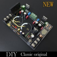 TZT LM1875 Lower Distortion Amplifier Board Kit Hifi Amp 35V 6800uf Capacitor included