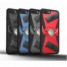 Game Phone Case For iPhone 7 8 6 6s Plus Gamepad Controller Shell Cover Ring Handle Gaming Grip Holder