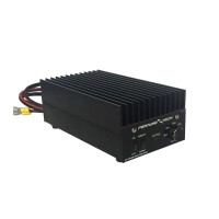 40W 1.5MHz-30MHz Shortwave Broadband Linear Power Amplifier HF Power Amplifier for FT817 IC703 HAM Radio QRP