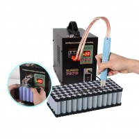 737B Spot Welder 110V 1.5KW LED Light for 18650 Battery Pack Spot Welder