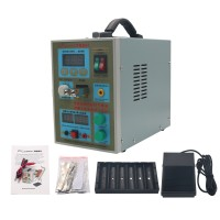 S788H LED Dual Pulse Spot Welder 220V 18650 Battery Charger 800A 0.1mm to 0.2mm