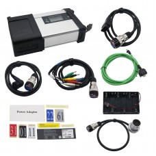 MB SD Connect Compact 5 Star Diagnosis with WIFI for Benz Cars and Trucks Multi-Langauge