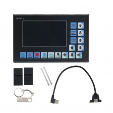 DDCSV2.1 4-Axis Engraving Machine CNC Motion Controller 500KHz + Standard Manual Pulse Generator MPG