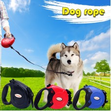 Retractable Dog Leash Pet Lead Best Extendable Dog Traction Rope Chain Harness Collar Walking