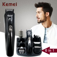 Hair Trimmer Titanium Hair Clipper Electric Shaver Beard Trimmer Men Styling Tools Shaving Machine