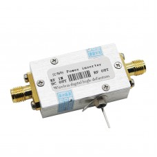 Bias Tees 10-3000MHz  Broadband Radio Frequency Microwave Coaxial T type Bias Device Antenna Power Supply Device