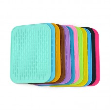Heat Insulation Pad Silicone Insulation Pad Table Anti-Skid Pad Thickened Waterproof Cup Mat