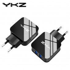 USB Charger 2A Portable USB Charger 2 Ports Mobile Phone Charger For ipad iphone Samsung Xiaomi
