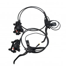 RM-D700 Hydraulic Disc Brake (Can Cut Off Power) Front & Rear for BAFANG Mid-Drive Motor Conversion