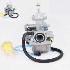 New Carburetor For Yamaha Badger 80 YFM 80 85 86 87 88 ATV Carb w Fuel Filter