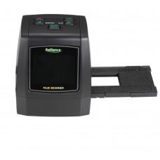 EC018 Film Scanner High-Resolution Film Slide Scanner CMOS 35mm, 110/135/126KPK/Super 8 Films USB 2.4 TFT LCD Black