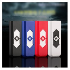 USB Electronic Lighter Rechargeable Electronic Lighter Flameless Cigarette No Gas/Fuel Lighter