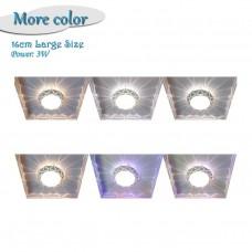 3W LED Ceiling Lamp Dia 16cm Ceiling Light Modern Lamp For Aisle Entrance Living Room Balcony