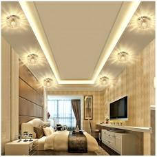 Corridor Mirror Ceiling Lamp 3W/5W LED Ceiling Light Modern Lamp For Aisle Entrance Living Room Balcony