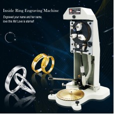 Inside Ring Engraving Machine Inside Ring Engraver Cutter Gravograph Jewelry Valentine's Day
