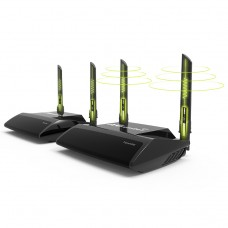 2.4/5GHz HD Wireless TV Transmitter & Receiver Audio Video Digital Sharing HDMI 1080P