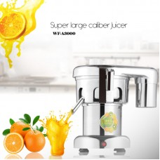 Commercial Type Juice Extractor Stainless Steel Orange Juicer Heavy Duty WF-A3000