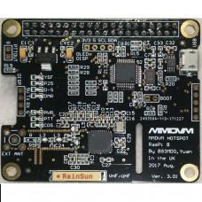 UHF MMDVM HotSPOT V3.0 Module For DMR/P25/D-STAR/C4FM Raspberry Pi B/ PI Zero