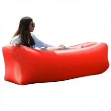 Inflatable Lounger Chair Sleeping Beds Couch Chair Sofa Bags Outdoor Party Camping