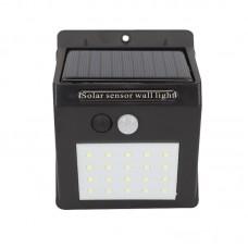 20 LED Solar PIR Motion Sensor Light Outdoor Garden Solar Powered Security Lights