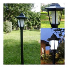 Solar Landscape Lights Outdoor Garden Lights Solar Powered LED Lawn Lamp