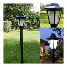 Solar Landscape Lights Outdoor Garden Lights Solar Powered LED Lawn Lamp