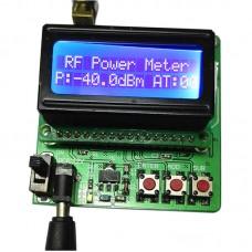 Digital RF Power Meter -75~+16dBm Ultra-Small LCD Auto Backlight